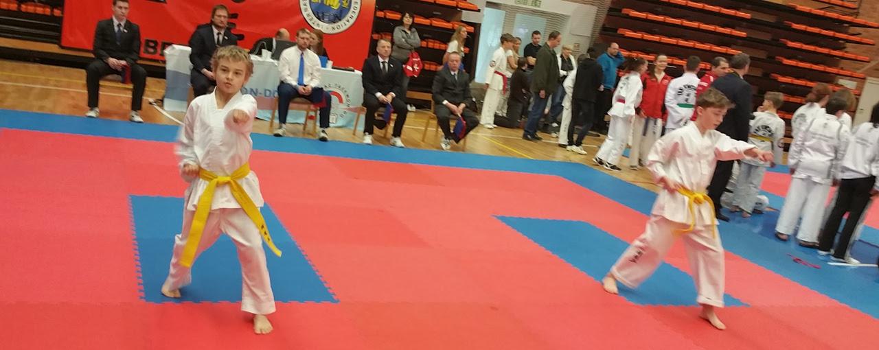 Pohár Českého svazu Taekwon-do ITF