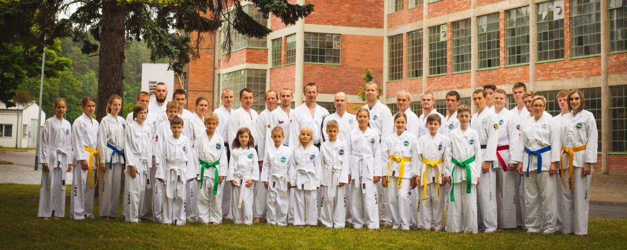 Začni s Taekwondo!