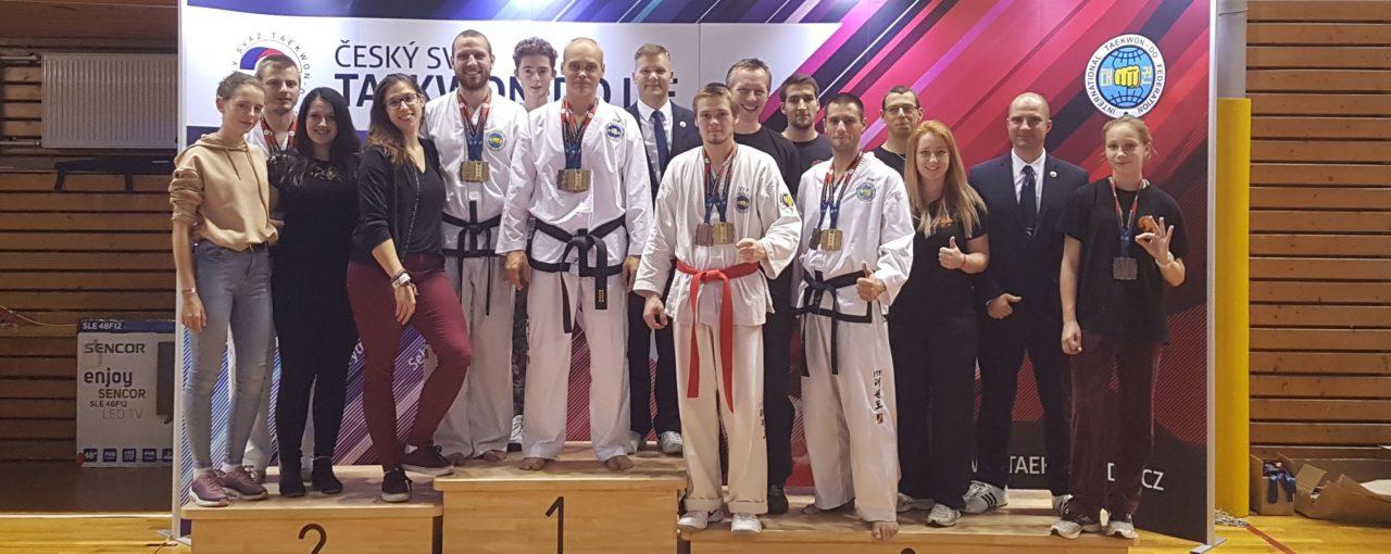 Mistrovství České republiky v Taekwondo ITF