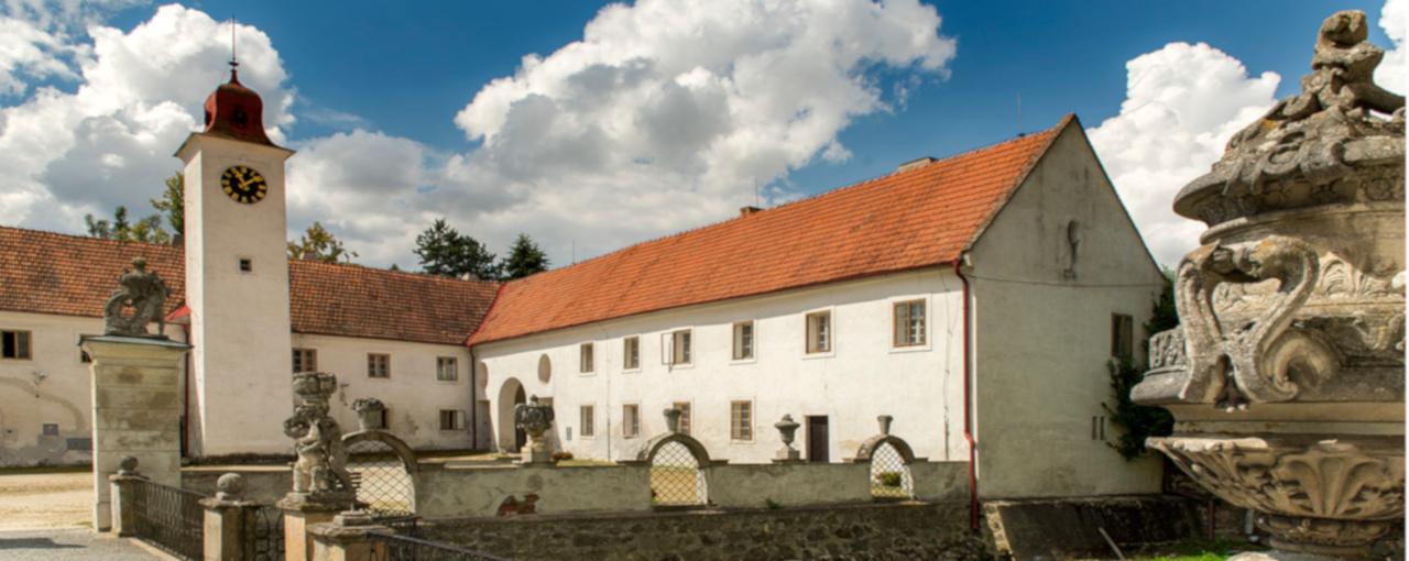 Navštivte akci Budišovský zámek jinak!