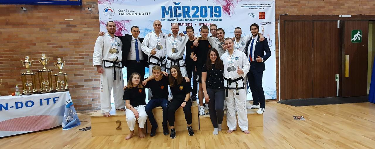 Mistrovství ČR 2019